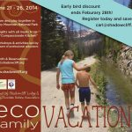 sc eco vacation 2014 postcard with discount